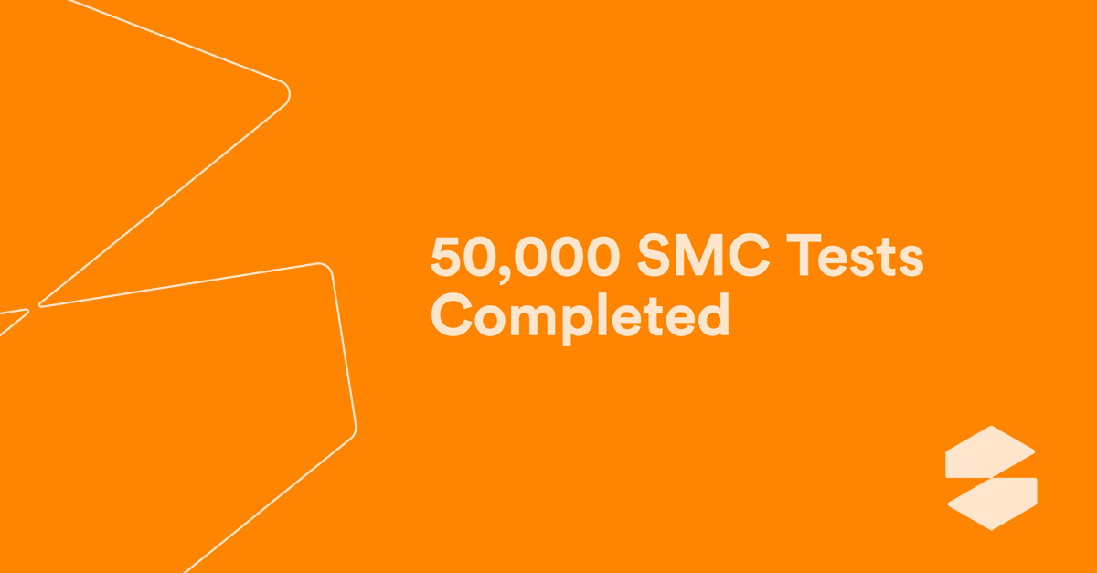 50000 tests complete
