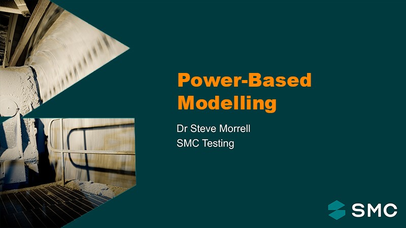 Session 4 - Power-Based Modelling